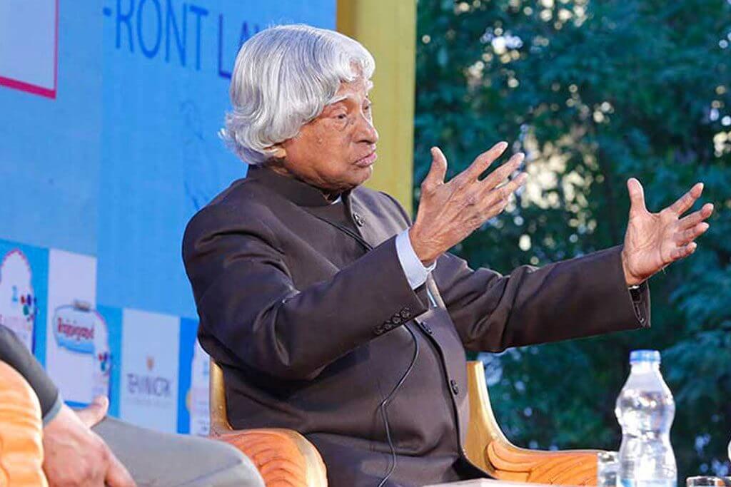 Dr. APJ Abdul Kalam's Last Visit to the Jaipur Literature Festival
